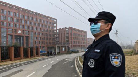 Auditores federales investigarán subvenciones de los NIH al laboratorio de Wuhan