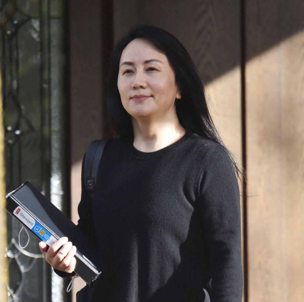 Jueza canadiense aplaza la fase final de causa de extradición de Meng Wanzhou