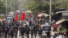 Corte marcial birmana dicta las primeras 19 condenas a muerte tras el golpe