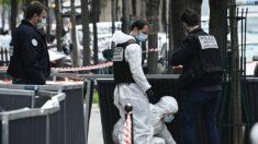 Un muerto y una herida grave en un tiroteo frente a un hospital de París