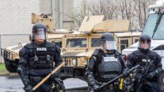 Entra en vigor toque de queda en Minnesota tras muerte causada por disparo de un policía