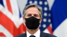 Blinken llega a Afganistán tras anunciar la retirada de las tropas de EE.UU.