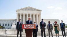 Demócratas presentan proyecto de ley para ampliar la Corte Suprema, pero reciben poca atención