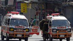 Al menos cinco muertos y 15 heridos en atentado en un hotel de lujo en Pakistán