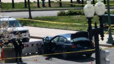 Se identificó a sospechoso que estrelló su coche en el Capitolio como Noah Green