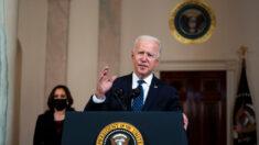Washington Post anula base de datos de verificación de hechos presidenciales a 100 días de Biden en el cargo