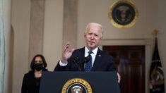 Biden: Congreso debe aprobar ley de reforma policial George Floyd tras condena a Chauvin