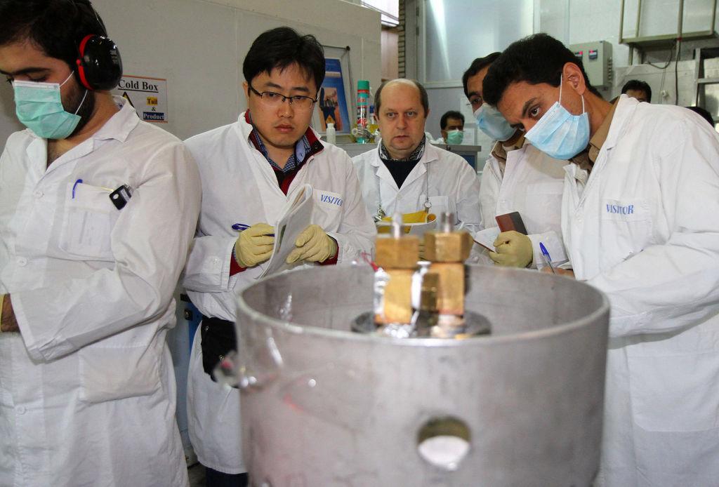 Organismo de control nuclear de la ONU confirma que Irán está enriqueciendo uranio al 60 por ciento