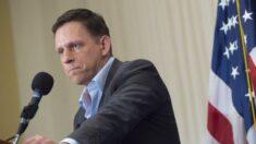 Peter Thiel denuncia la colaboración de las Big Tech con el régimen comunista chino