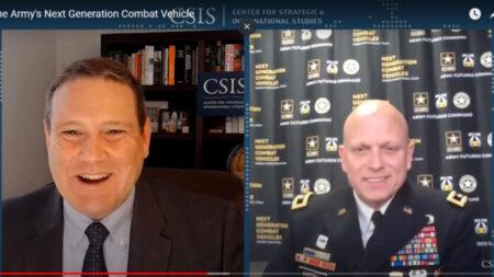El ejército de EE.UU. se prepara para un posible conflicto terrestre a nivel global contra China