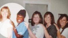 Amable gesto de alumna de 1° grado hacia única estudiante negra de la clase lleva a amistad de 50 años