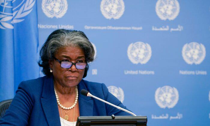 Embajadora ante la ONU afirma que la supremacía blanca es parte de la fundación de EE. UU.