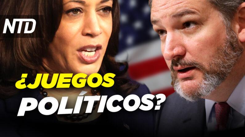 Harris califica críticas como juegos políticos; Texas y Florida ganan escaños en el Congreso | NTD-noticiero en español