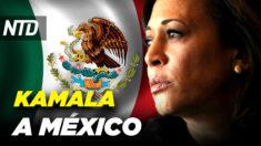 NTD Noticias: Kamala Harris visitará México y Guatemala; CNN admite agenda contra Gaetz
