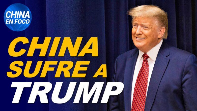 China sigue sufriendo los golpes de Trump. Cárteles mexicanos y su relación con el PCCh. (China en Foco/NTD en Español)