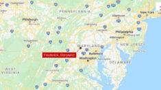 Al menos 2 heridos y un sospechoso muerto en un incidente cerca de una base de Maryland: autoridades