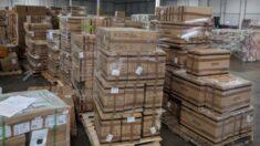 Debe acabar el lucro de China con dinero y otros productos falsificados
