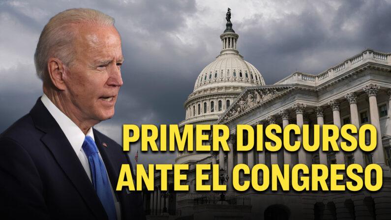 NTD Noticias: Primer discurso de Biden ante el Congreso; Federales registran propiedades de Giuliani (NTD Noticias/NTD en español)