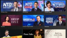 NTD amplía la emisión en el Reino Unido a los telespectadores de Freeview