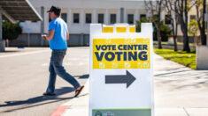 Republicanos lanzan campaña millonaria contra reforma electoral demócrata