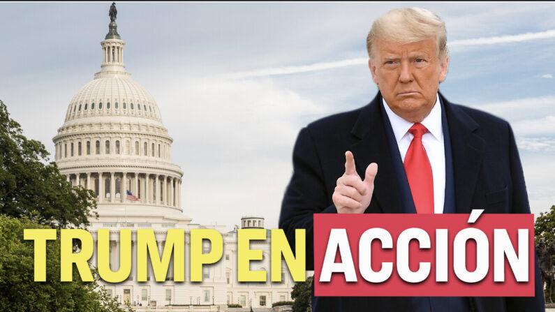 Trump respalda ciertas reelecciones y más. El Pentágono confirma video de OVNI. (Al Descubierto/The Epoch Times en Español)