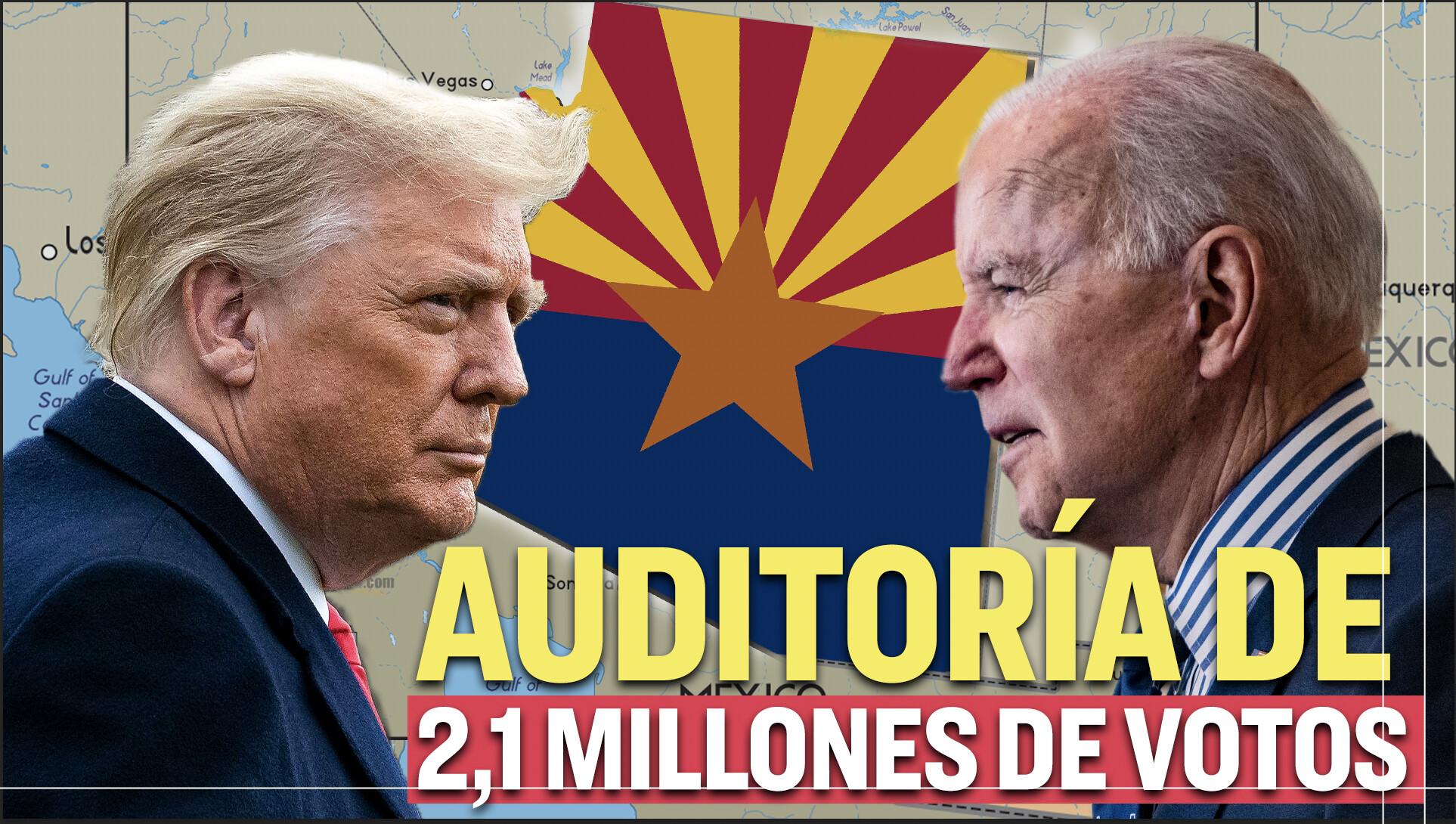 Al Descubierto: Arizona comenzará una detallada auditoría de las elecciones presidenciales 2020