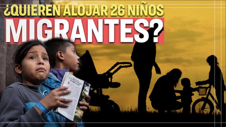 A padres sustitutos preguntan si pueden alojar niños inmigrantes. Republicanos forman nuevo Caucus. (Al Descubierto/The Epoch Times en Español)