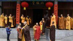 El régimen chino impulsa la diplomacia budista con nuevas tácticas