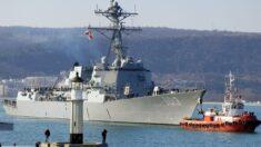 Marina de EE.UU. enviará 2 buques de guerra a Mar Negro mientras tensiones entre Rusia y Ucrania crecen