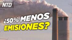 NTD Noticias: Biden promete reducir gases de efecto invernadero; EE. UU. añade 116 países a la lista no viajar