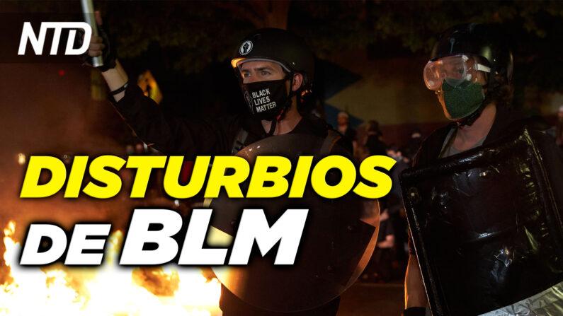 Grupos marxistas instigan tensiones raciales; Se deteriora libertad de prensa en Latinoamérica|NTD noticiero en español