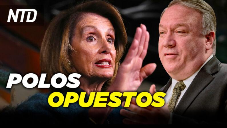 Reacciones al discurso de Biden; Creciente relación: Chinos y cárteles de drogas | NTD noticiero en español