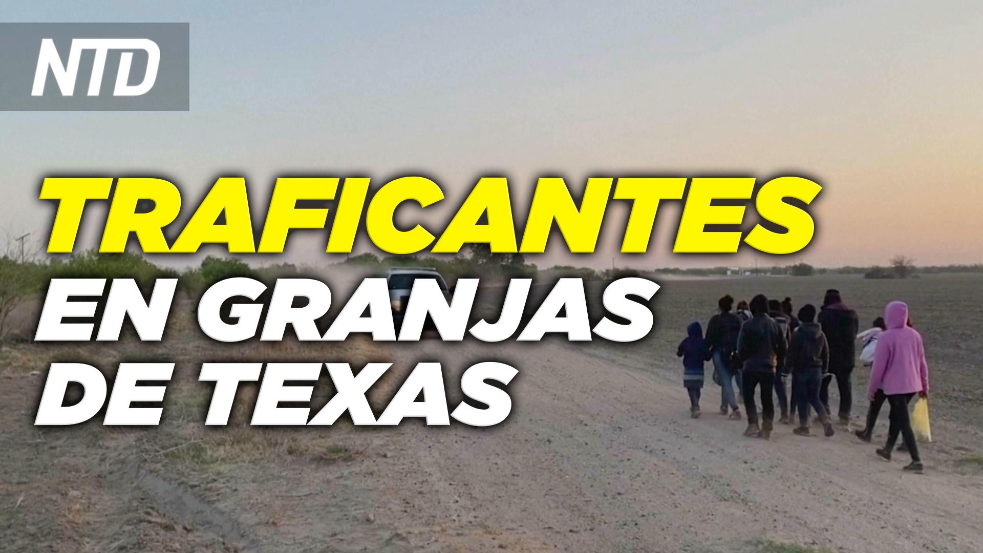 Texas está lidiando con traficantes; Identifican a tirador de Fedex | NTD