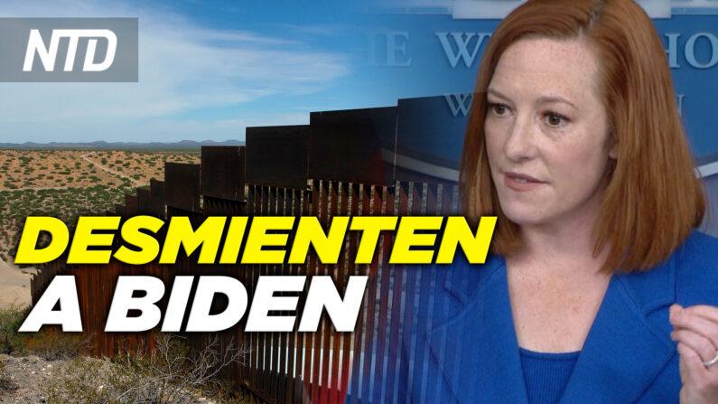 NTD Noticias: Desmienten a Biden sobre crisis fronteriza; Raúl Castro se retira de la cúpula comunista. (NTD en Español/NTD Noticias)