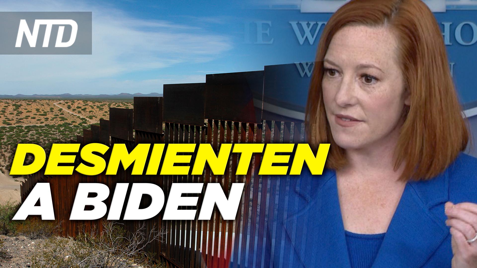 NTD Noticias: Desmienten a Biden sobre crisis fronteriza; Raúl Castro se retira de la cúpula comunista