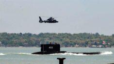 Indonesia busca un submarino desaparecido con 53 tripulantes a bordo