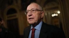 Dershowitz: Las tácticas de Maxine Waters son similares a las utilizadas por el Ku Klux Klan