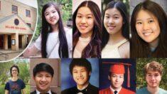 9 estudiantes de secundaria de Texas se gradúan con increíbles promedios de 5.0