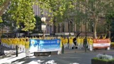 """""""Los felicitamos de verdad"""": Encuentro en Sídney rinde homenaje a apelación de abril de 1999 en Beijing"""