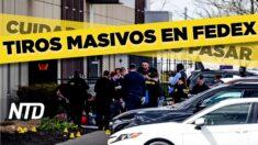 NTD Noticias: Al menos 8 muertos en tiroteo en Indianápolis; Primer ministro japonés se reunirá con Biden