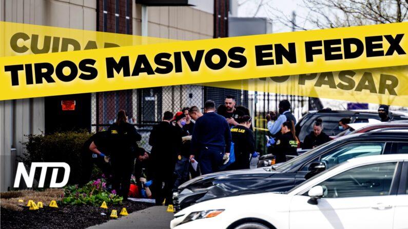 Al menos 8 muertos en tiroteo en Indianápolis; Primer ministro japonés se reunirá con Biden| NTD-Noticiero en español.