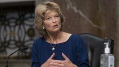 Murkowski se desmarca del GOP y vota por la candidata a fiscal general asociada de Biden