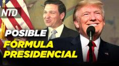 NTD Noticias: Trump: DeSantis posible compañero de fórmula; Tiroteo en NC deja 5 muertos