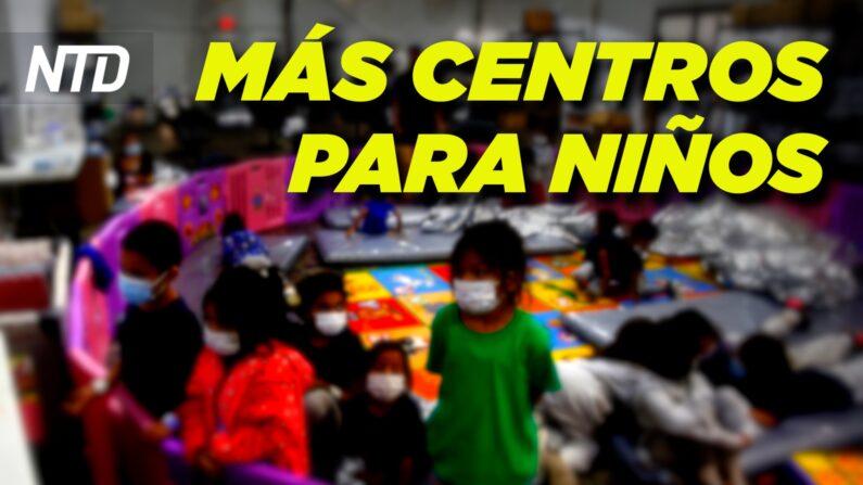 Tiroteo en Maryland; Más instalaciones de emergencia para menores|NTD-Noticiero en español-