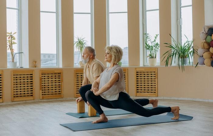 Cómo mantenerse en forma a los 60 años y más