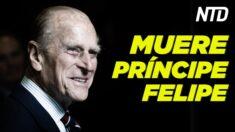 NTD Noticias: Muere el príncipe Felipe; Aumento récord de menores no acompañados en la frontera
