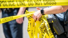 Policía mata a hombre con chaleco antibalas que golpeó la patrulla policial con su auto en Hollywood