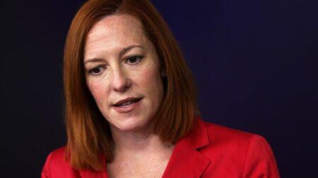La secretaria de prensa de la Casa Blanca señala que dejará su cargo el próximo año
