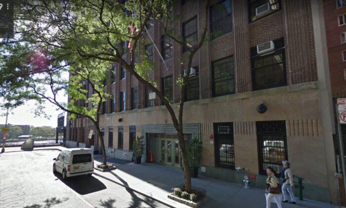 La Escuela Brearley en Manhattan, Nueva York, el 19 de abril de 2021. (Google Maps)