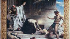 """La verdadera victoria de la santa devoción: """"El martirio de San Dionisio"""""""